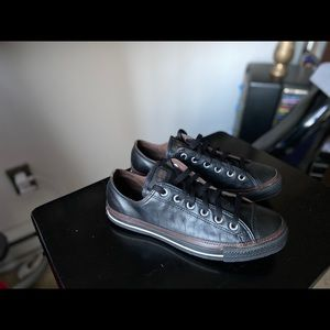 Leather Converse Unisex Sneakers